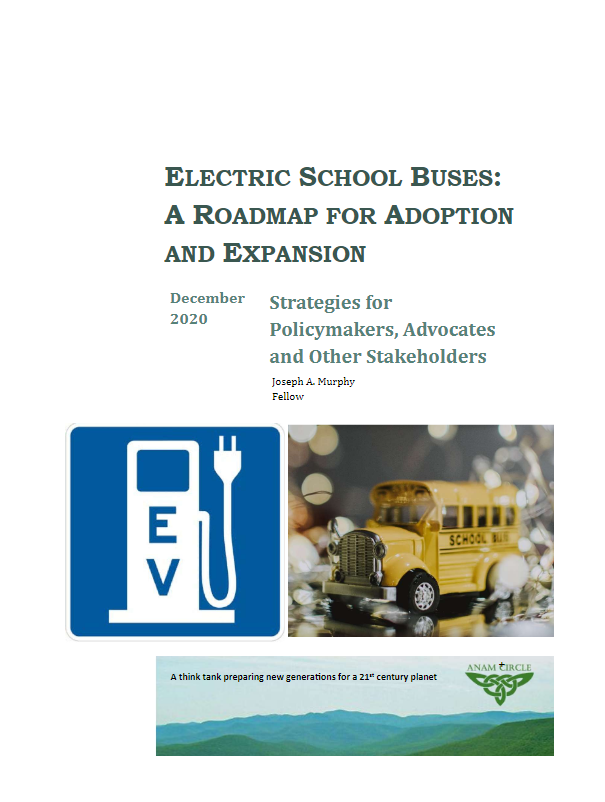 Cover - Electric School Buses