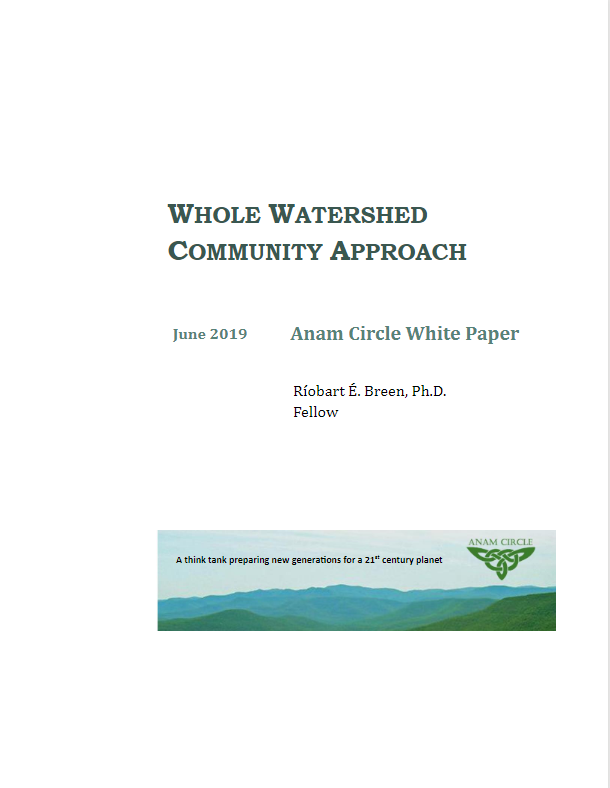 Cover Icon: Whole-Watershed Community Approach